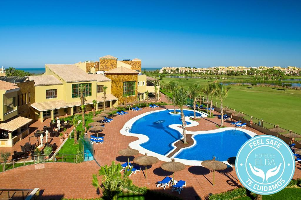 A view of the pool at Elba Costa Ballena Beach & Thalasso Resort or nearby