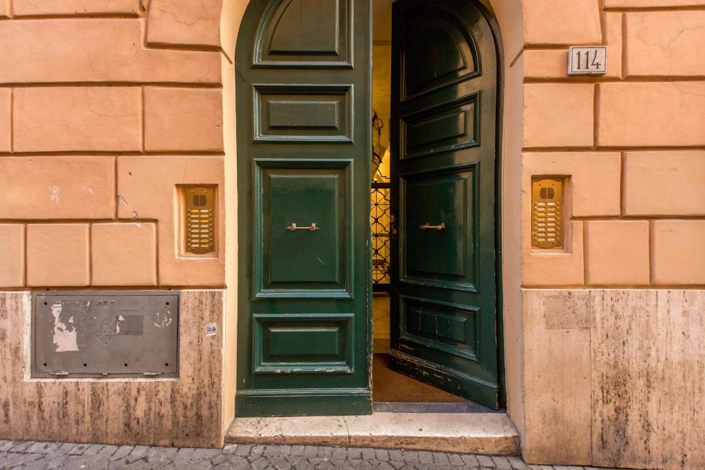 The facade or entrance of Boschetto