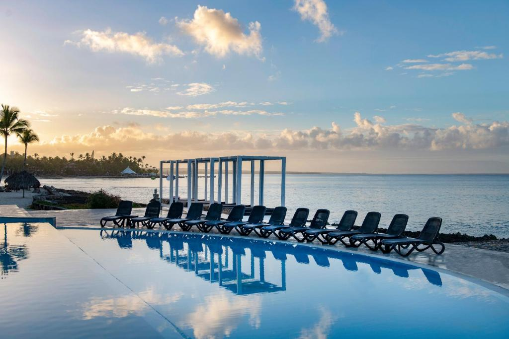 Piscina en o cerca de Viva Wyndham Dominicus Beach - All-Inclusive Resort
