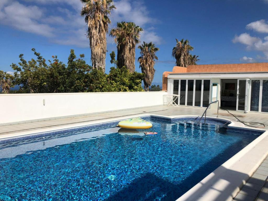 Piscina en o cerca de Costa Adeje Tenerife Villa Golf
