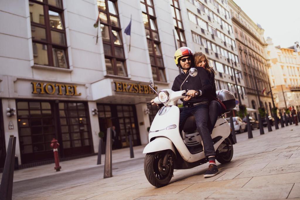Hotel Erzsebet City Center Budapest, Hungary