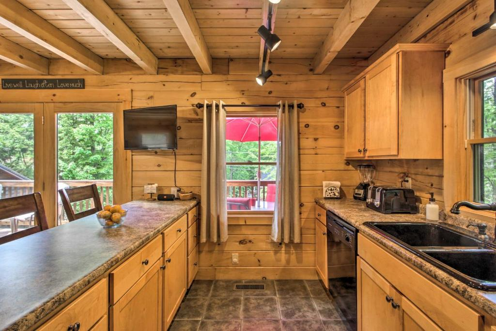 Updated Log Cabin Near Story Land And Dianas Baths Conway 2021 Prices