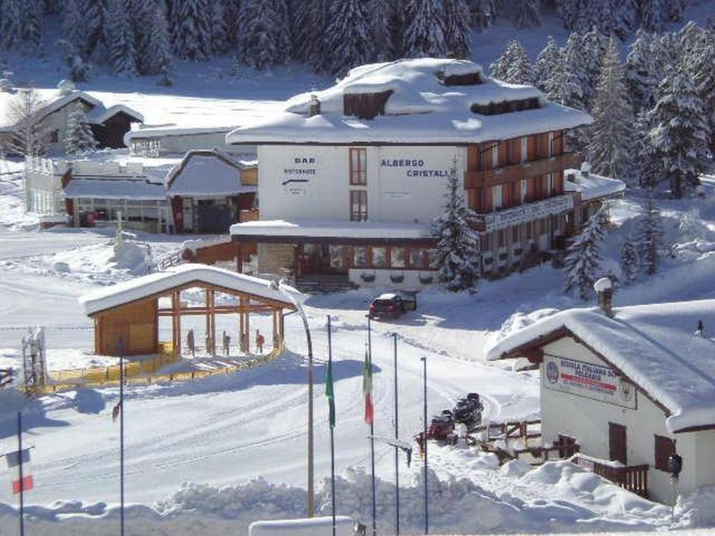 Hotel Cristallo Folgaria, Italy