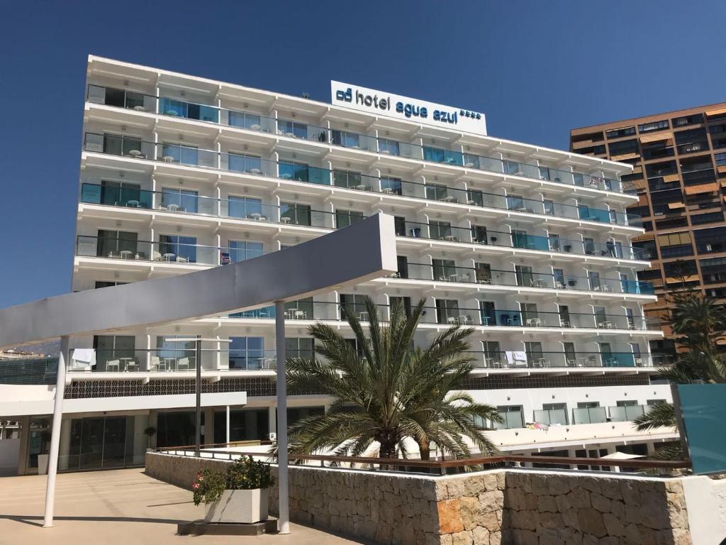Hotel Agua Azul - Adults Only Benidorm, Spain