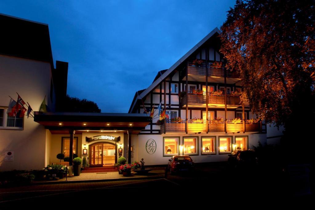Hotel Braunschweiger Hof Bad Harzburg, Germany