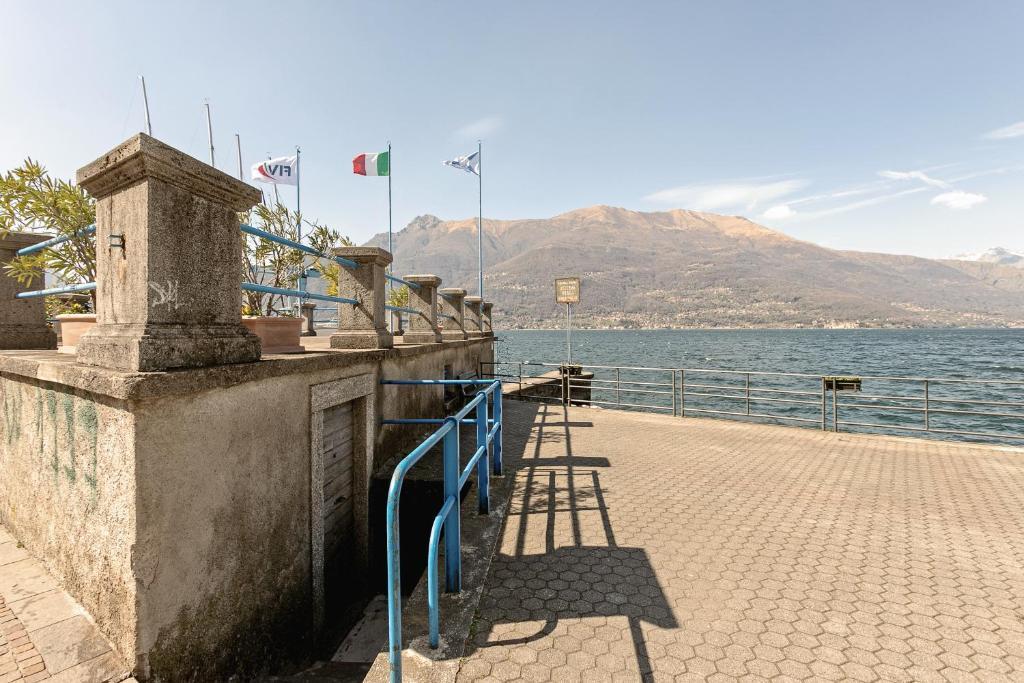 Attic Apartment Italien Bellano Booking Com