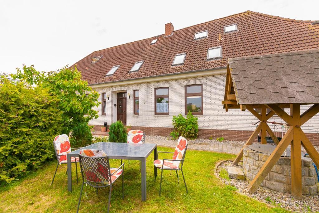Ostsee Ferienwohnung Hummelhus