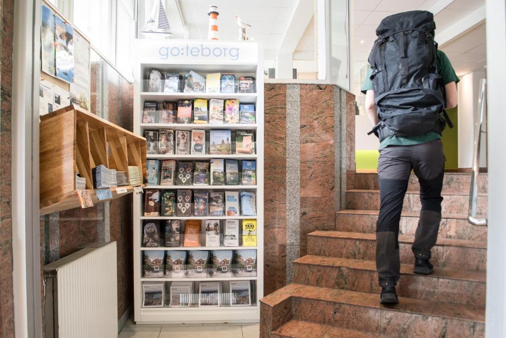 Švedijos miestas, kuriame neprireiks perėjų ir grynųjų pinigų - DELFI Kelionės