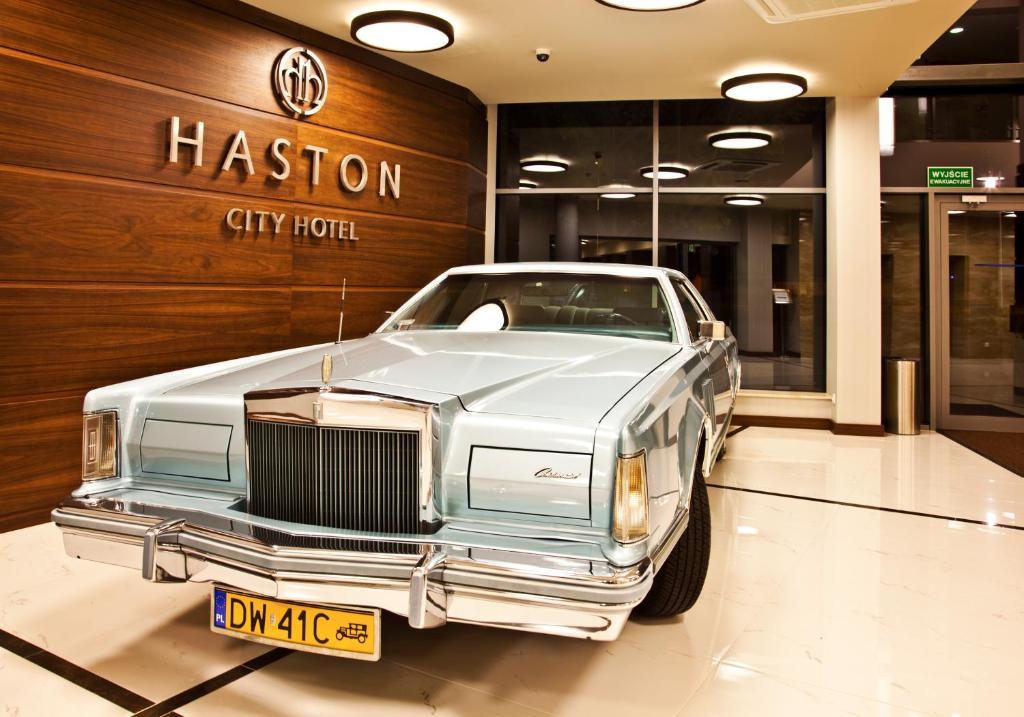 Haston City Hotel Wroclaw, Poland