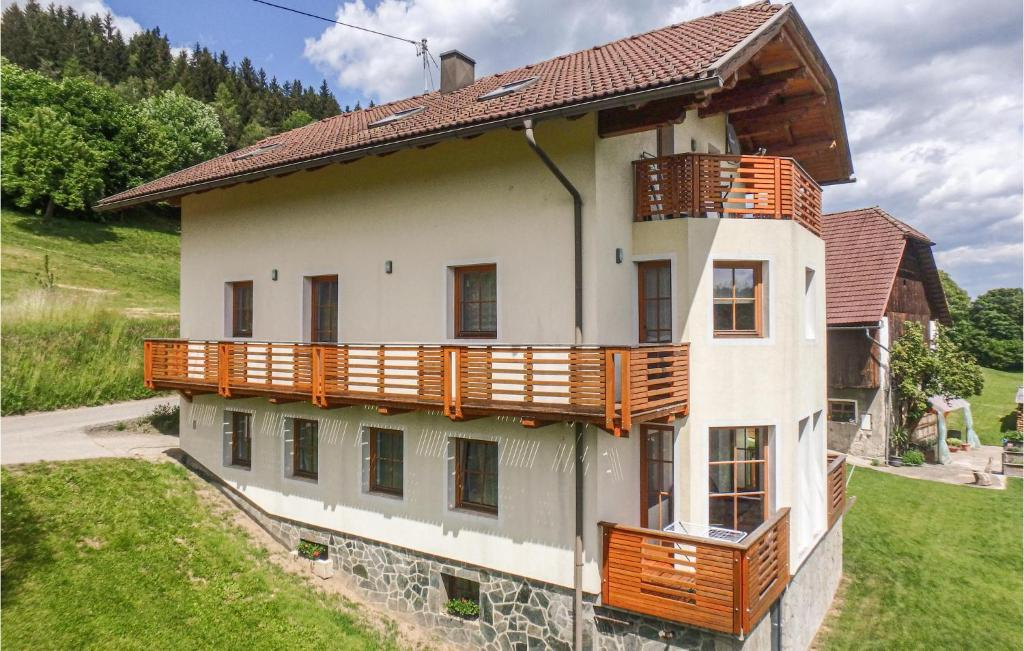 Awesome apartment in Techelsberg w/ WiFi and 2 Bedrooms