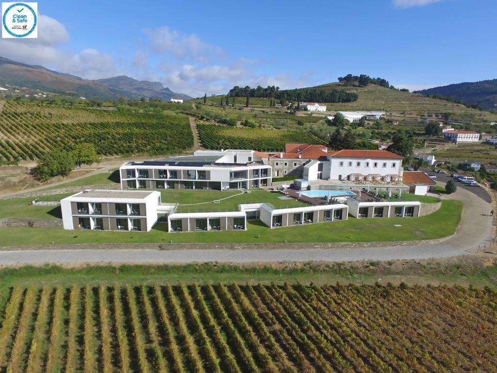 Uma vista aérea de Douro Scala