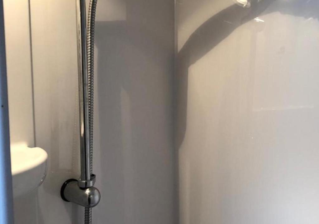 A bathroom at Mobile Home in Zelenograd