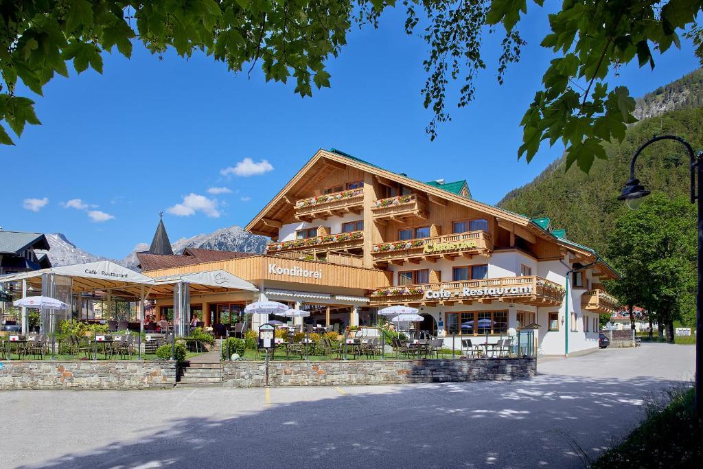 Hotel Christina - Ihr kleinstes 4* Hotel am Achensee Pertisau, Austria