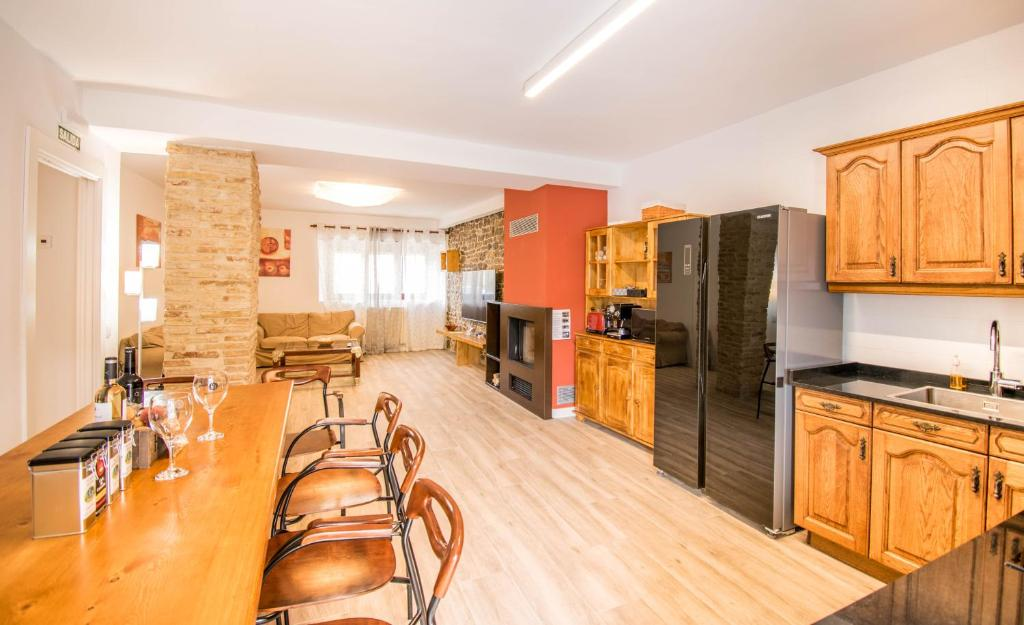 Una cocina o zona de cocina en DON FILO Casa Rural