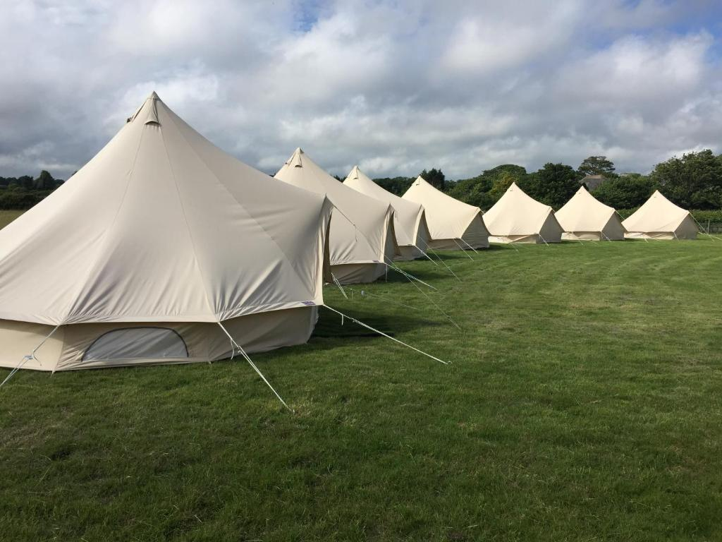 East Coast Glamping Inc. Luxury camping