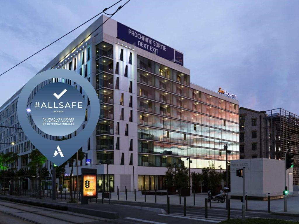 Novotel Suites Marseille Centre Euromed Marseille, France