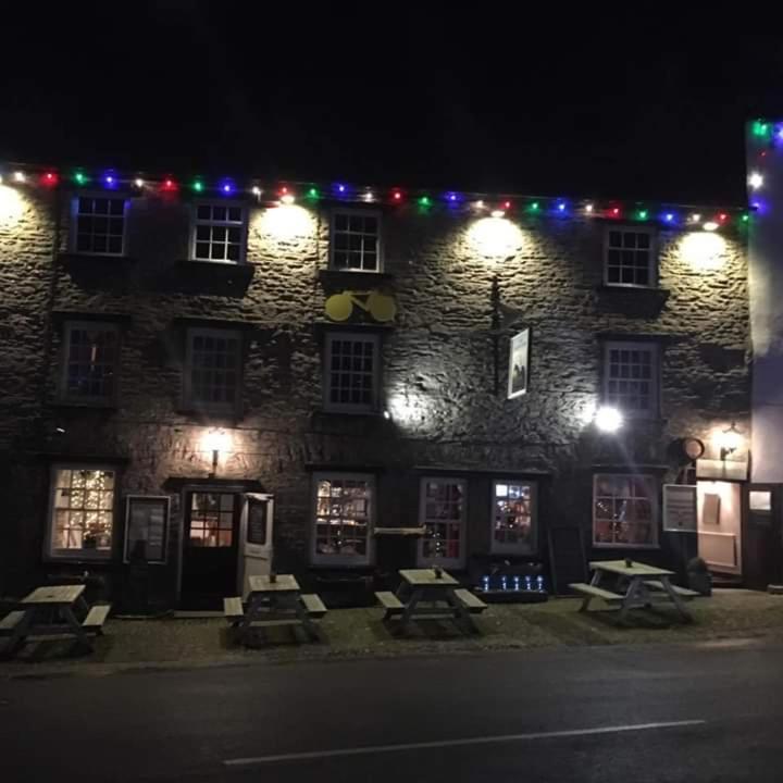 Black Swan Hotel in Middleham, North Yorkshire, England