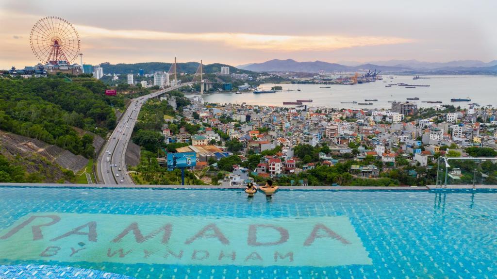 Ramada Hotel Suites Ha Long Vietnam Booking Com