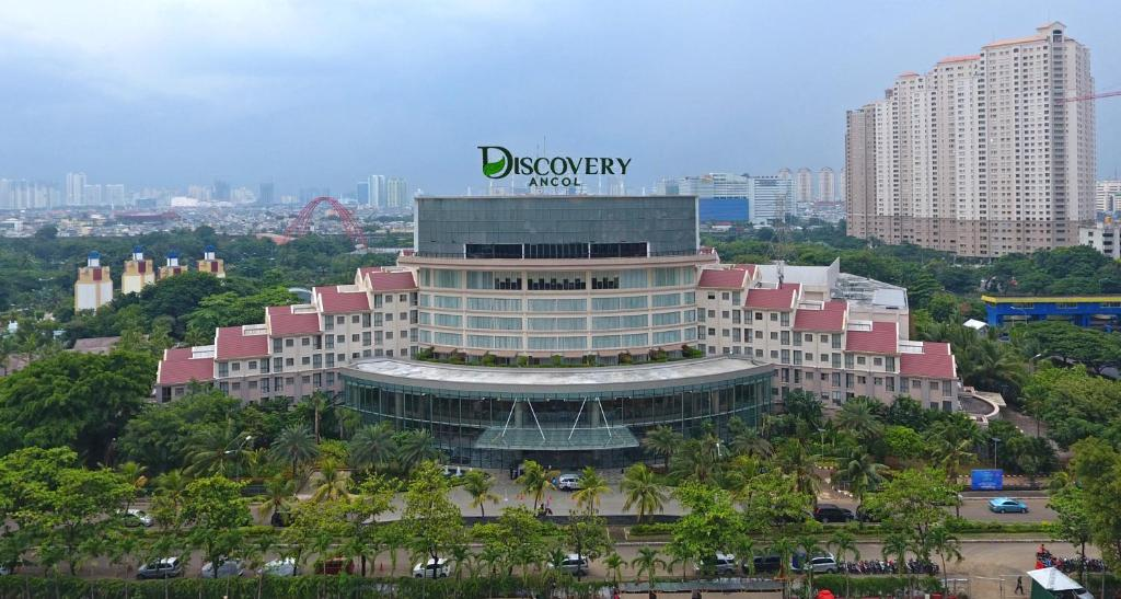 Hotel Discovery Ancol Jakarta Indonesia Booking Com