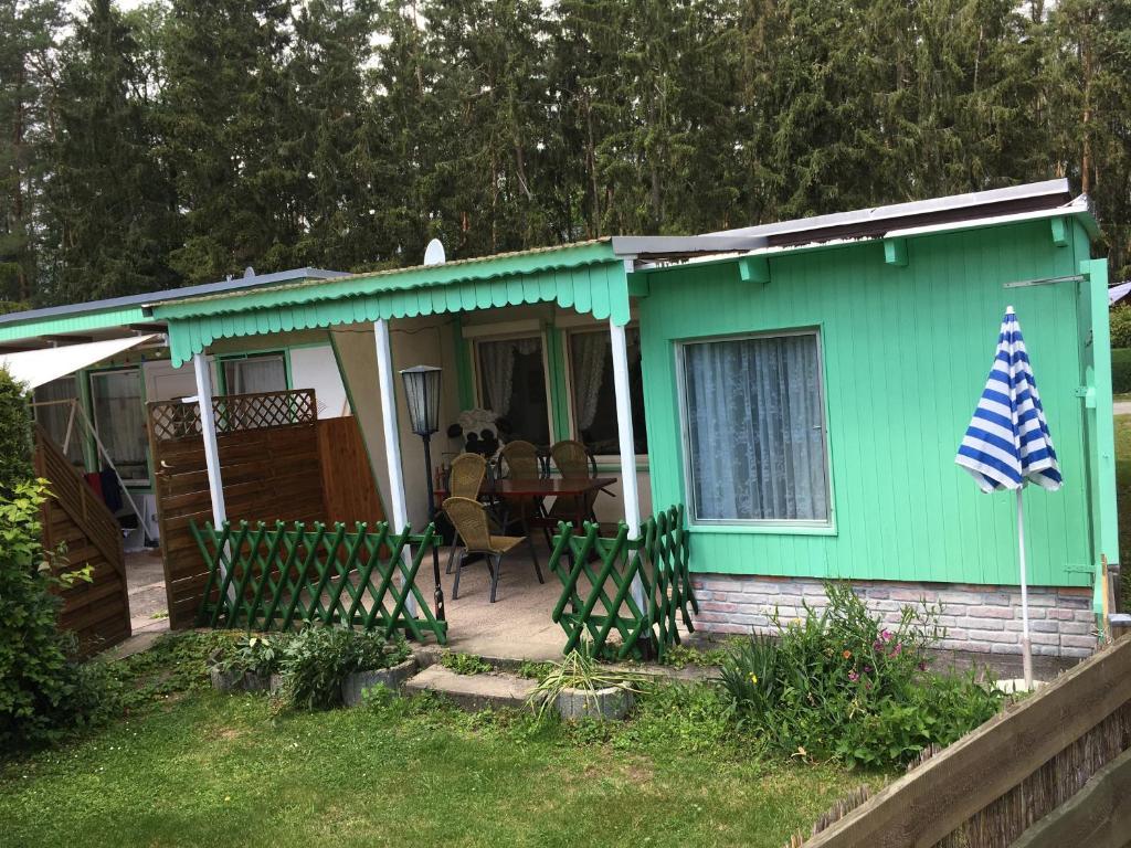 Ferienhaus 31 mit Wohnküche und 2 Schlafzimmer