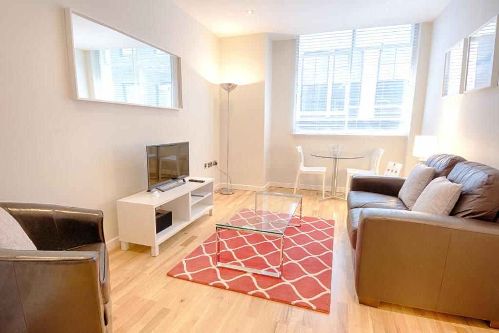 Roomspace Serviced Apartments - Watling Street in London, Greater London, England