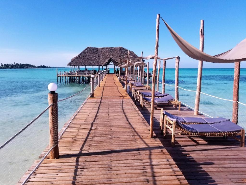 Reef & Beach Resort Jambiani Zanzibar, Jambiani – Bijgewerkte prijzen 2021