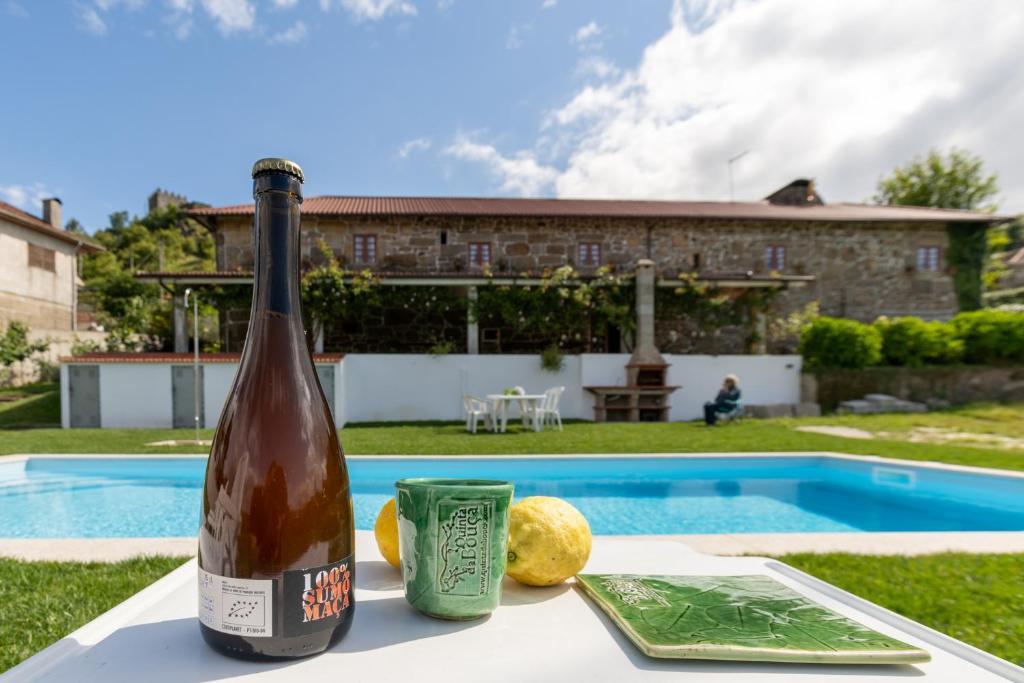 Villa Casa Do Castelo Em Arnoia Celorico De Basto Portugal Booking Com
