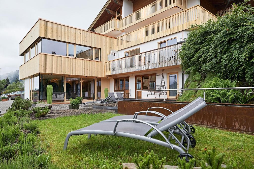 Bio-Hotel Oswalda-Hus Riezlern, Austria