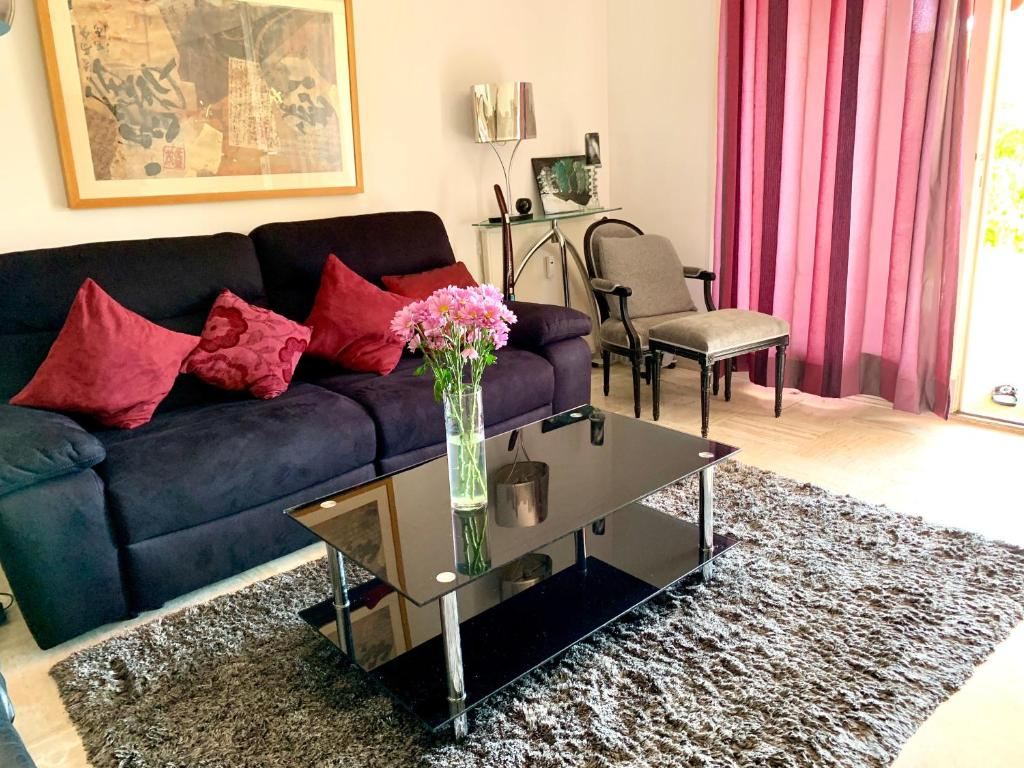 Stylish appartement on the board of the sea