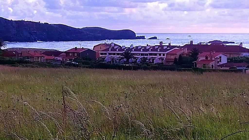 Casa adosada playa Verdicio