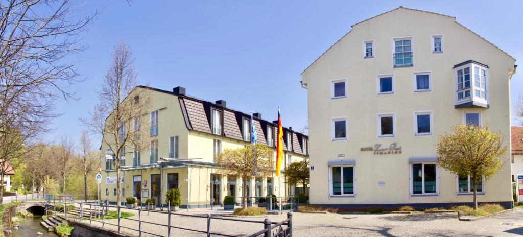 Hotel Zur Post Ismaning, Germany