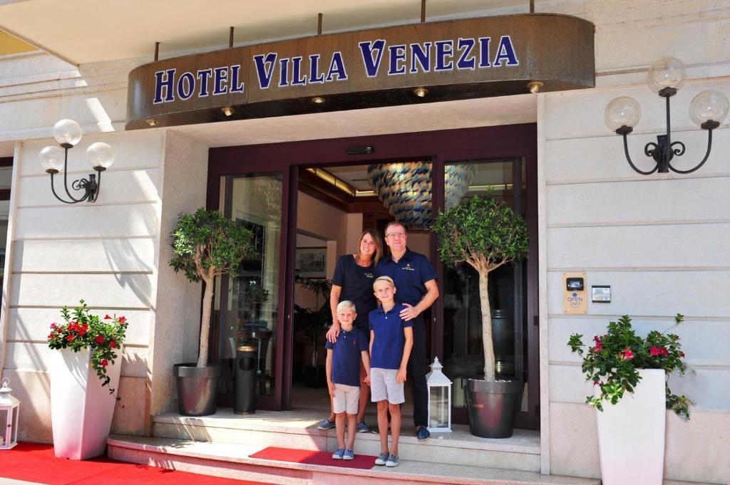 Hotel Villa Venezia Grado, Italy