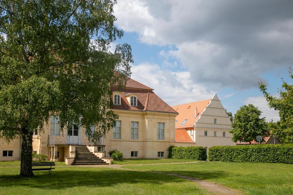 Gästehaus Reckahn der Rochow Akademie, August 2020