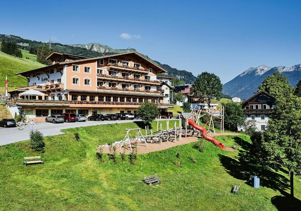 Hotel Rustika Lermoos, Austria