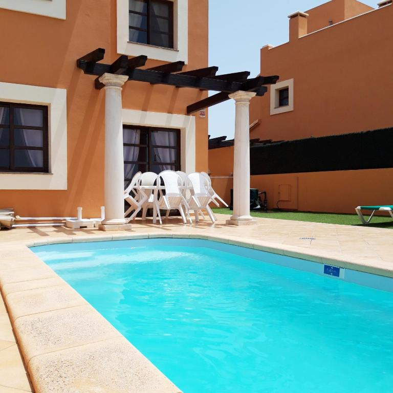 Casas Aura by Sea You There Fuerteventura 20