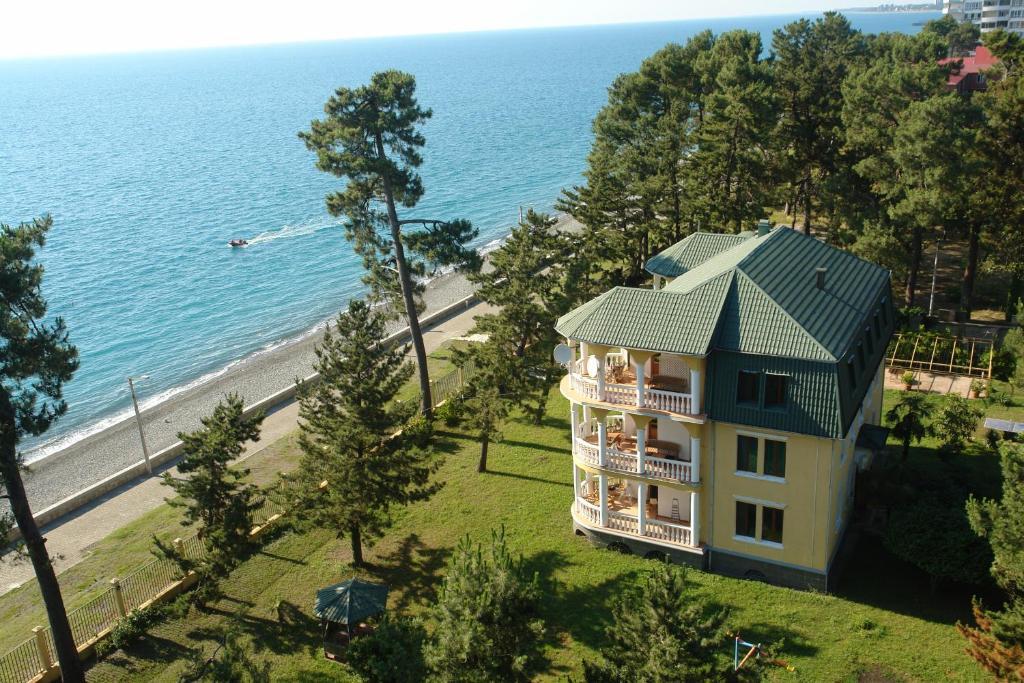 A bird's-eye view of Marshal Resort Kobuleti