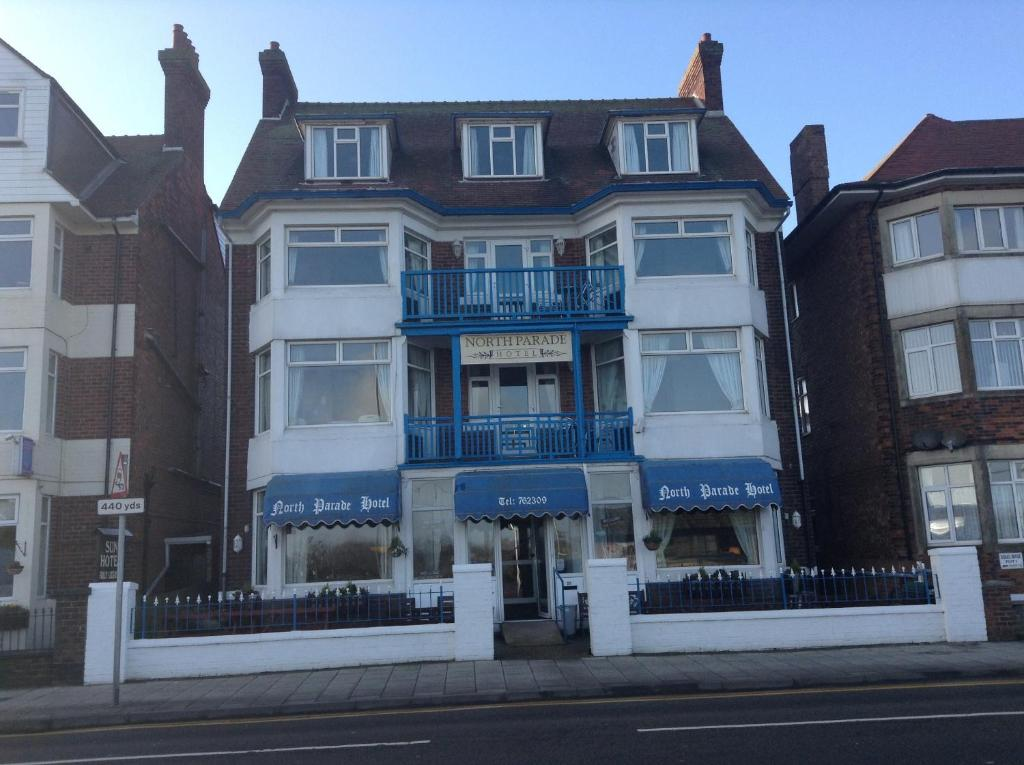 North Parade Seafront Accommodation