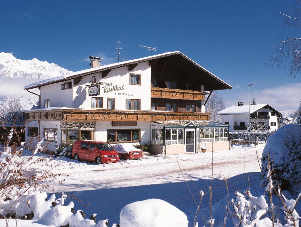 Hotel Kögele im Winter