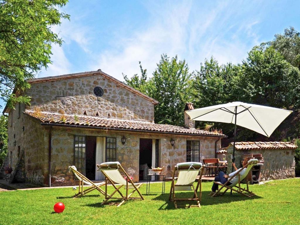 Locazione Turistica Casale Fontanamancina - ORV110