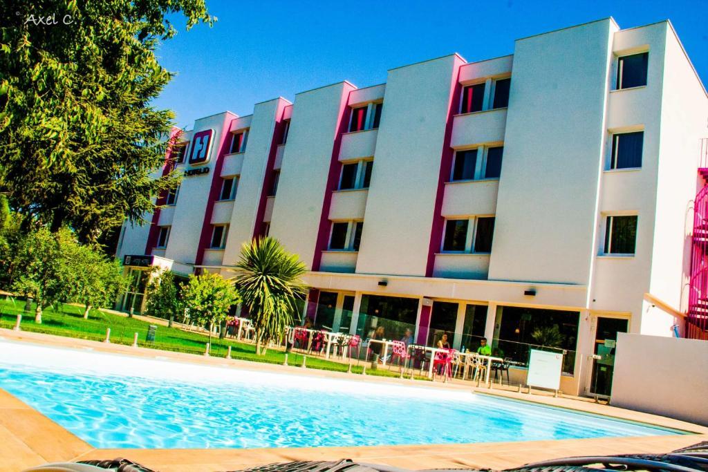 Hotel The Originals Montpellier Sud Hotelio Lattes, France