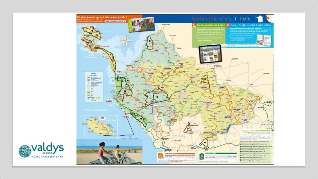 Appart Hotel Spa Atlantic Golf Saint Jean De Monts Tarifs 2021
