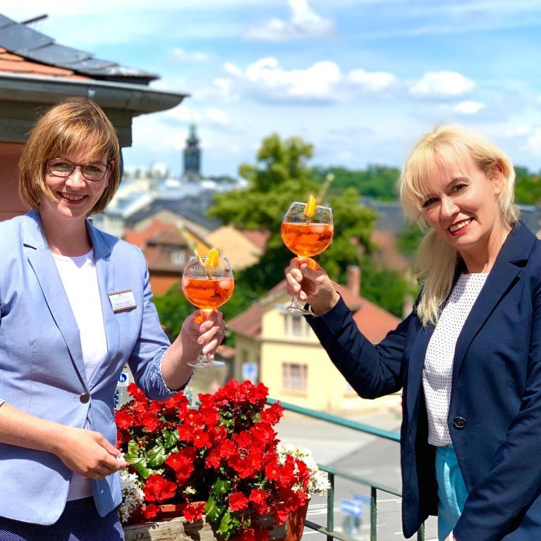 Amalienhof Hotel Weimar - Laterooms