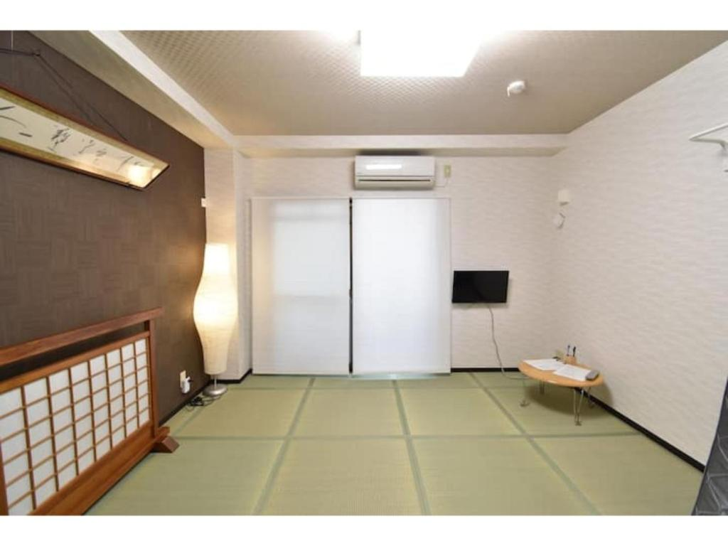 A television and/or entertainment centre at Guest House hanare - Vacation STAY 86077