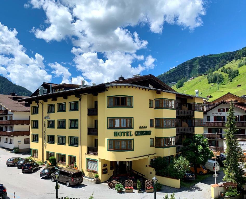 Hotel Grieshof Sankt Anton am Arlberg, Austria