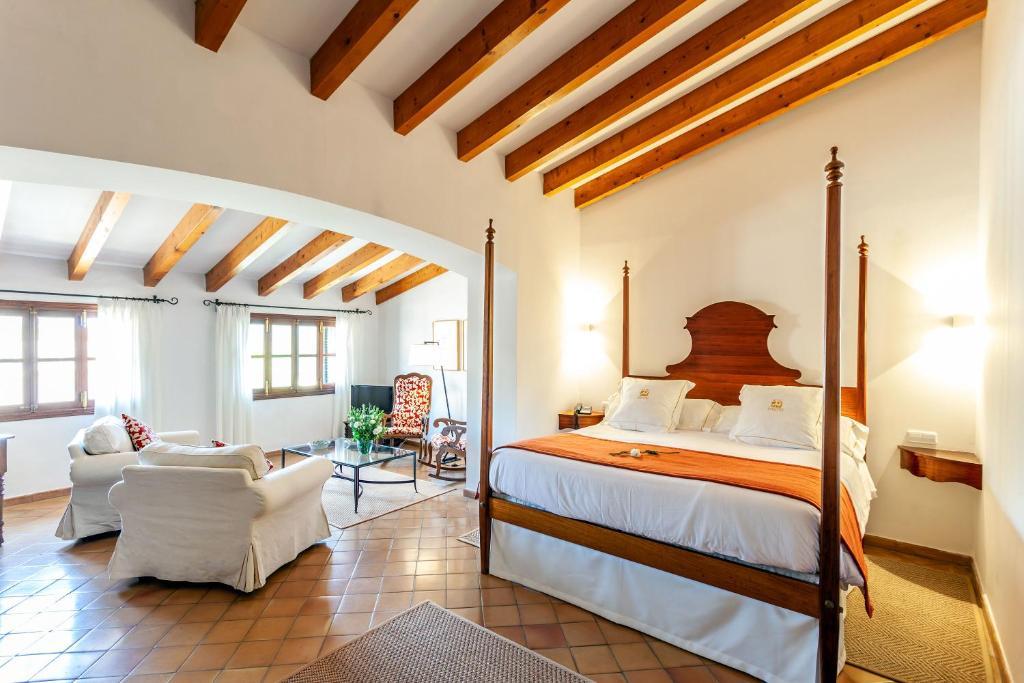 Finca Hotel Son Palou 8