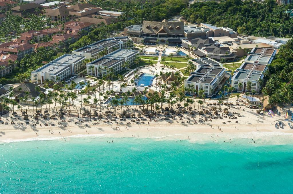 A bird's-eye view of Royalton Punta Cana Resort and Casino - All Inclusive