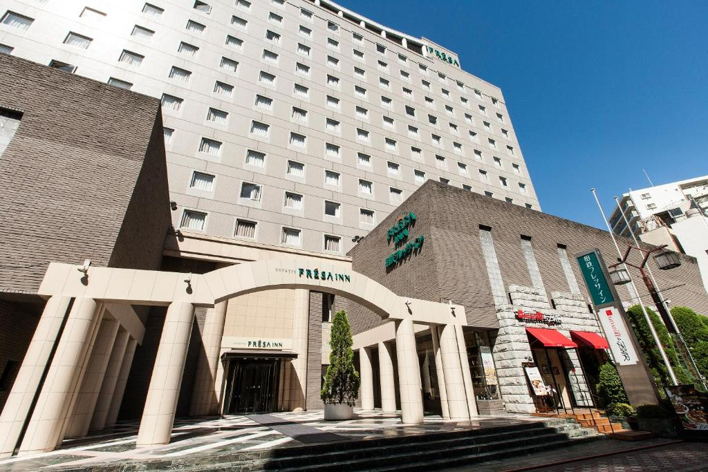 Sotetsu Fresa Inn Tokyo Kamata Tokyo Updated 2021 Prices