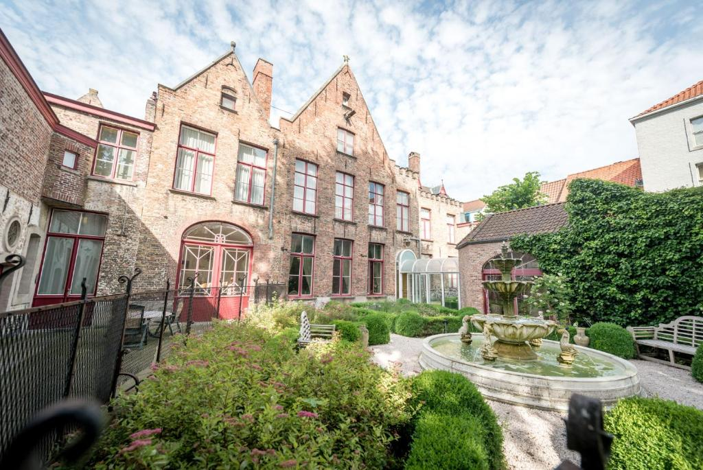 Hotel Jan Brito - Small Elegant Hotels Bruges, Belgium
