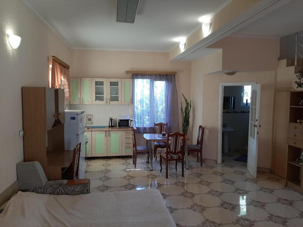 Гостиная зона в Студио на Васильева