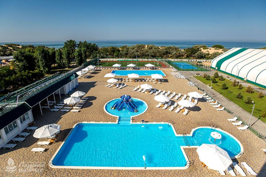 A view of the pool at Lazurniy Bereg All Inclusive or nearby